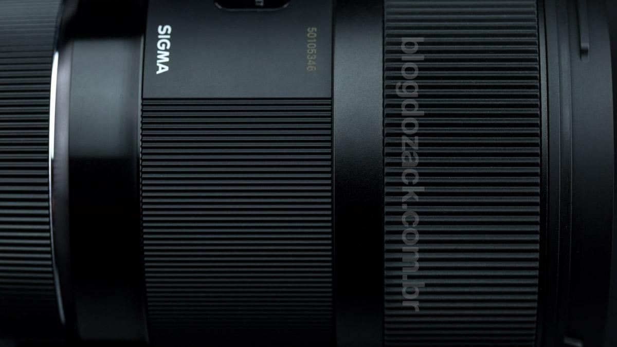 Sigma 35mm f/1.4 DG HSM