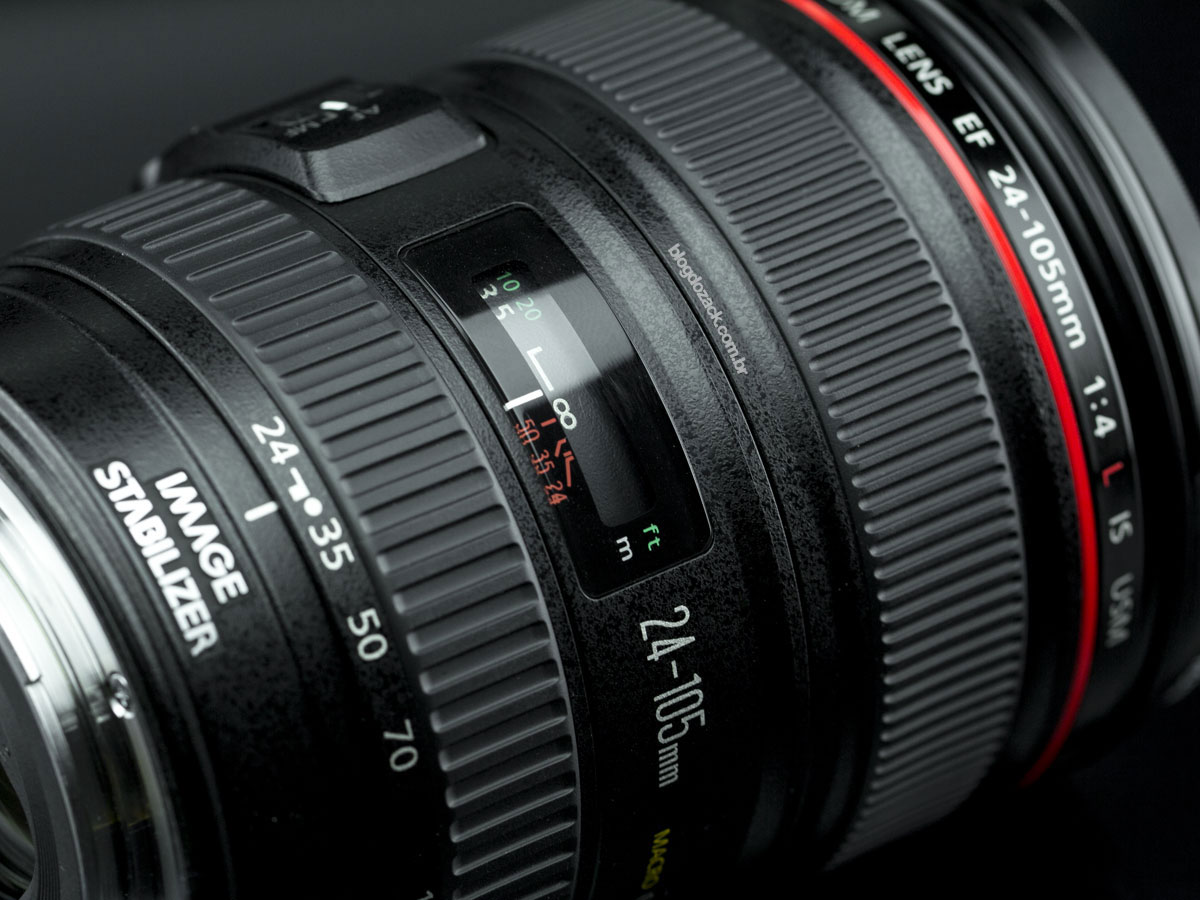 Canon EF 24-105mm f4L IS USM Zoom Lens