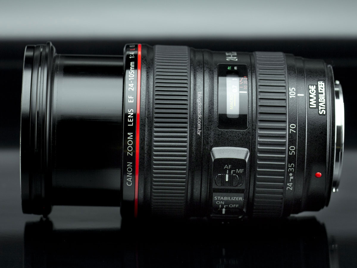 Canon Zoom Lens ef 24-105mm Canon ef 24-105mm F4l is Usm