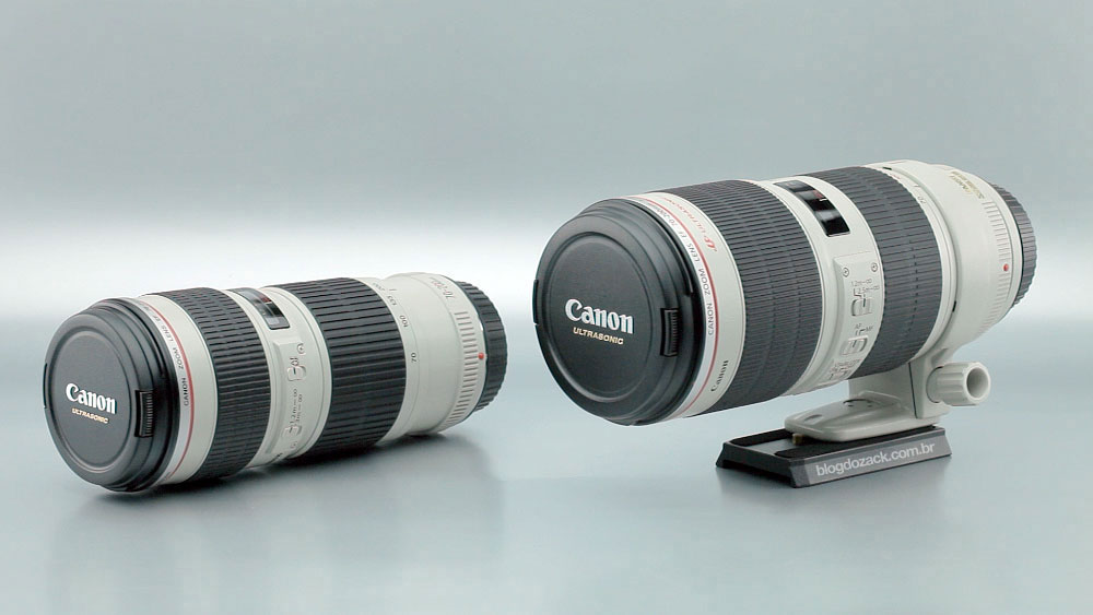 Canon EF 70-200mm f/4 L USM f/2.8 IS