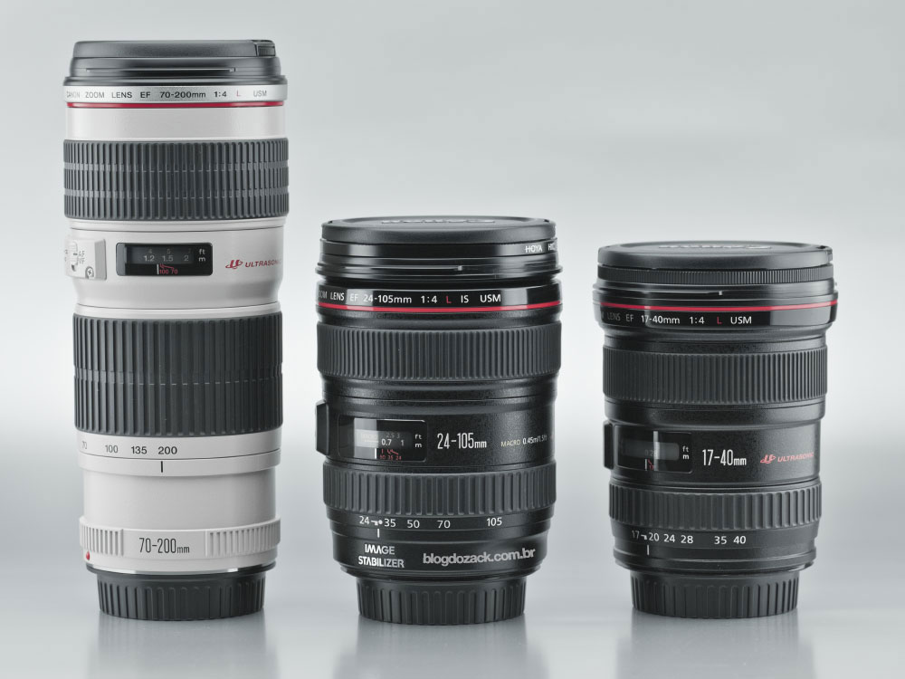 Canon Zoom Lens ef 24-105mm Canon ef 70-200mm 24-105mm