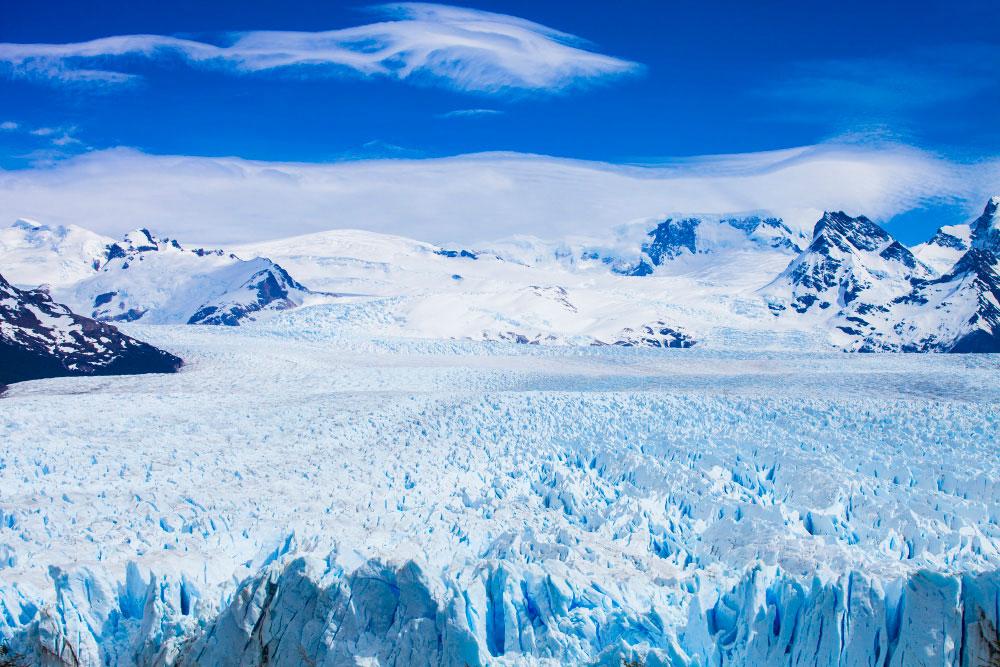 """""""Perito Moreno"""" com a EOS 5D Mark II + EF 70-200mm f/4L USM em f/8 1/1250 ISO100 @ 70mm."""