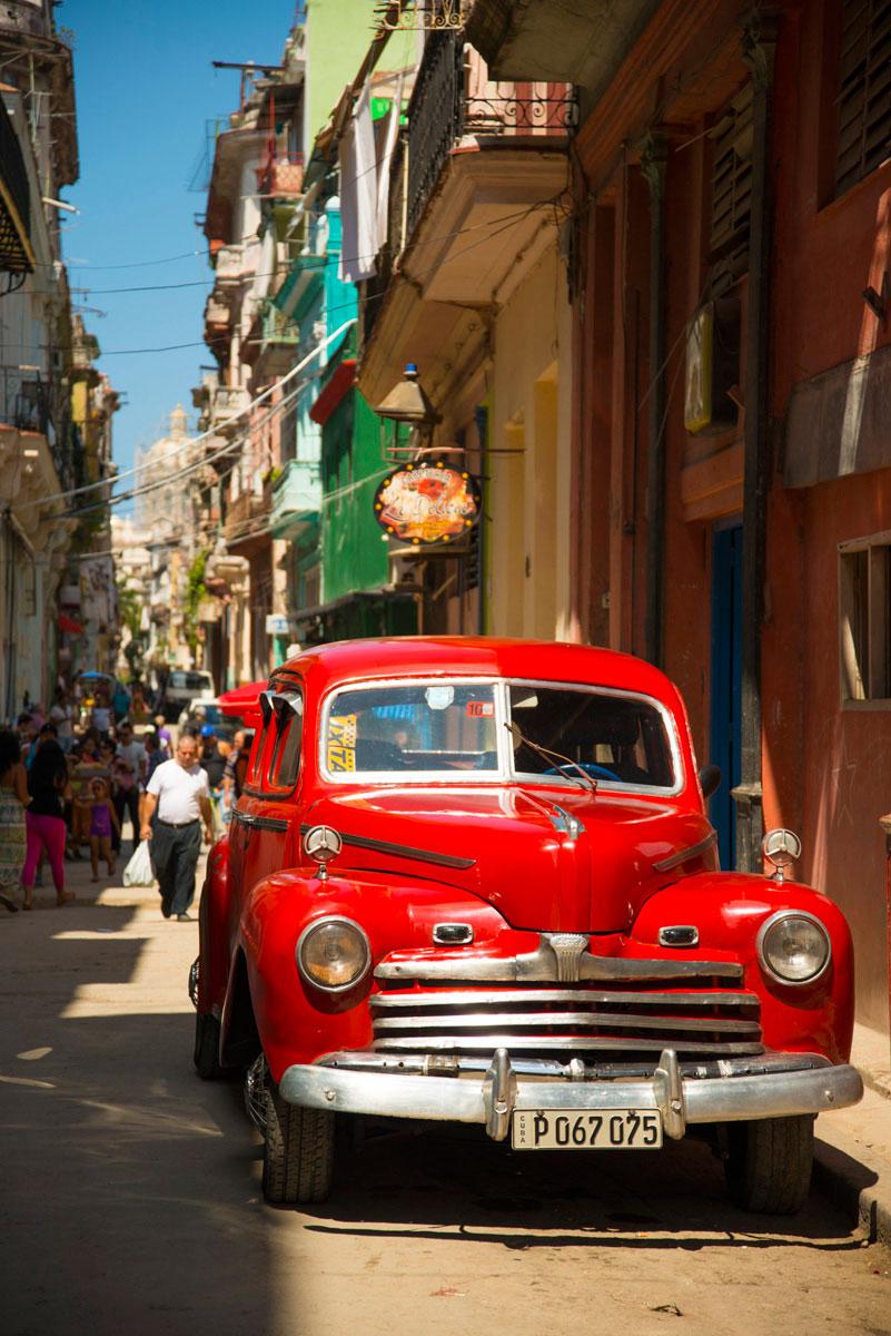 """""""Havana"""" com a Nikon D800E + AF-S Nikkor 24-85mm f/3.5-4.5G ED VR em f/4.5 1/750 ISO100 @ 85mm; compressão de perspectiva e desfoque do fundo no telephoto totalmente aberto."""