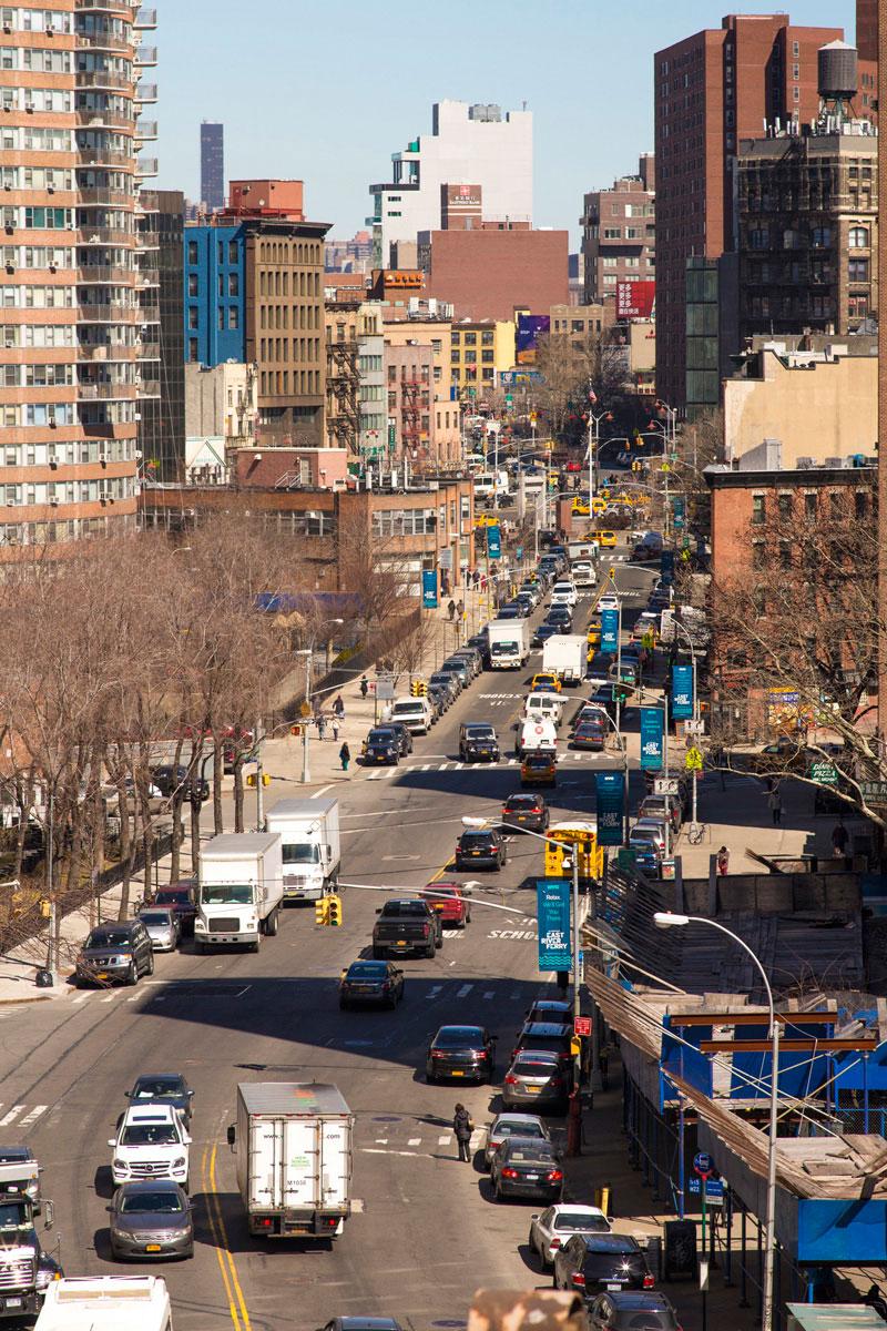 """""""NYC East"""" com a EOS-M em 1/500 ISO100."""