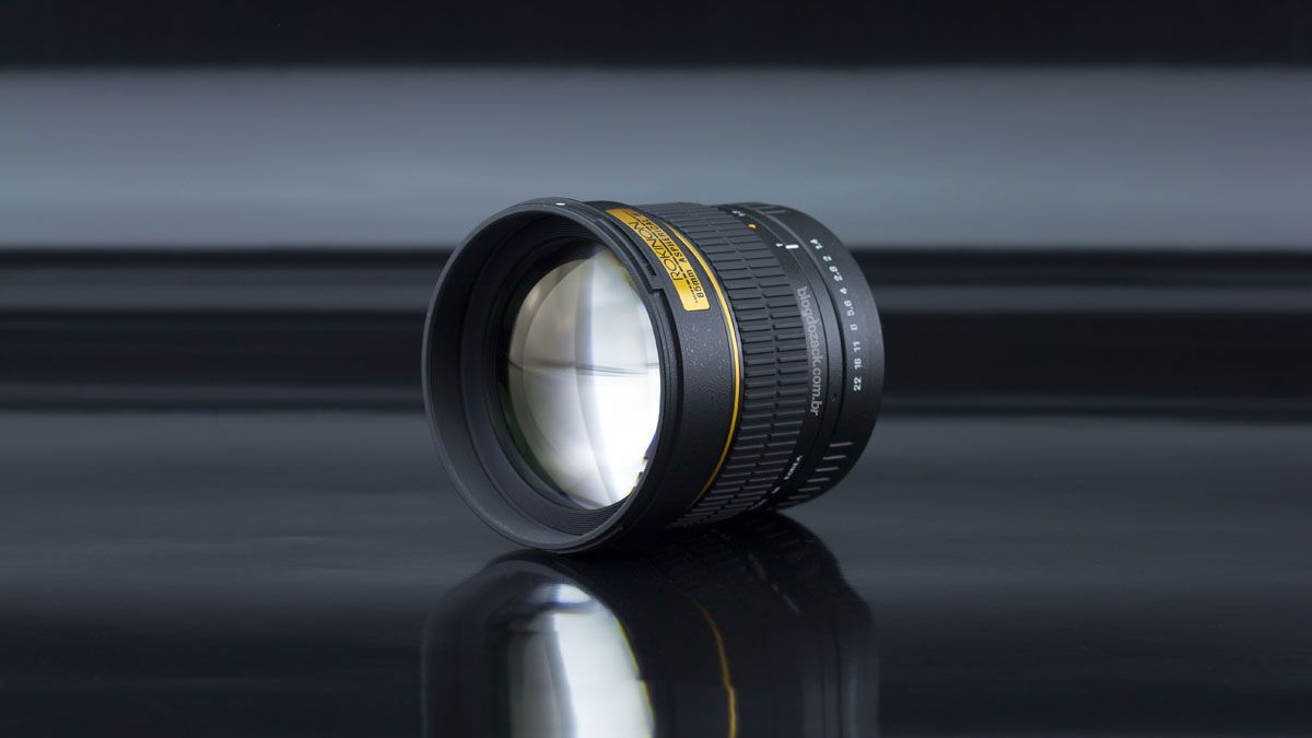 Samyang Rokinon 85mm f/1.4 Aspherical
