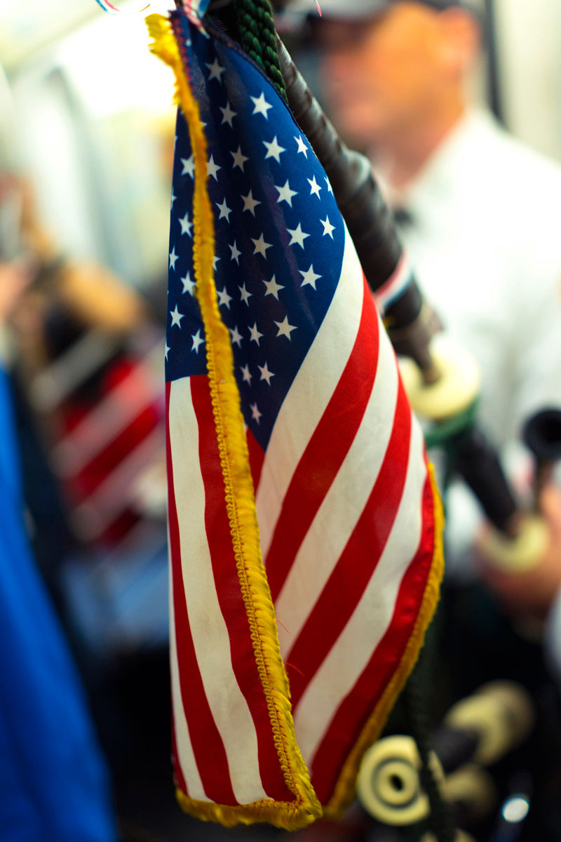 """USA"" em f/2 1/160 ISO800; bokeh suave."