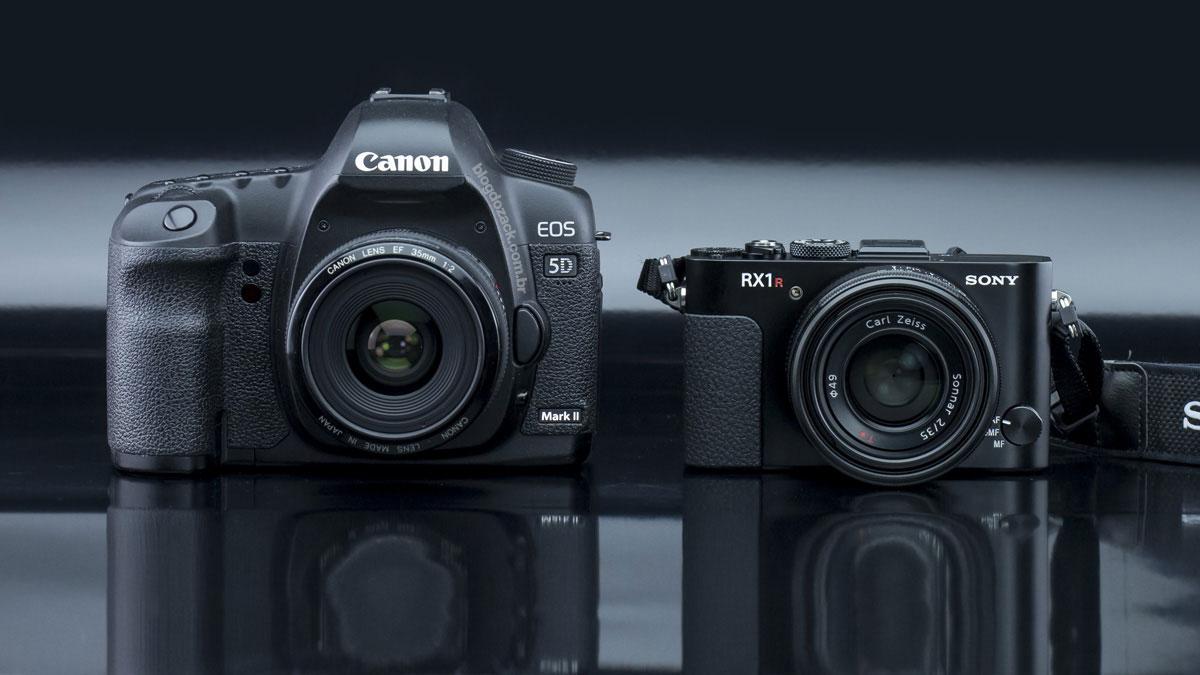 Canon EOS 5D Mark II Sony RX1