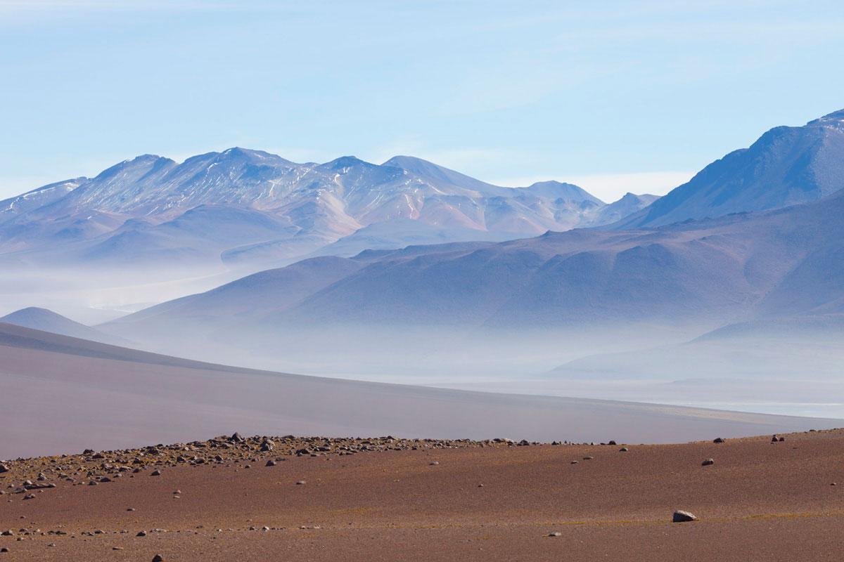 """""""Bolivia"""" com a EOS 5D Mark II em f/8 1/320 ISO100; reprodução de cores fantástica da Canon."""