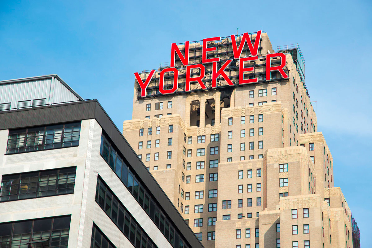 """""""New Yorker"""" em f/8 1/500 ISO100 @ 105mm; composições interessantes no telephoto."""