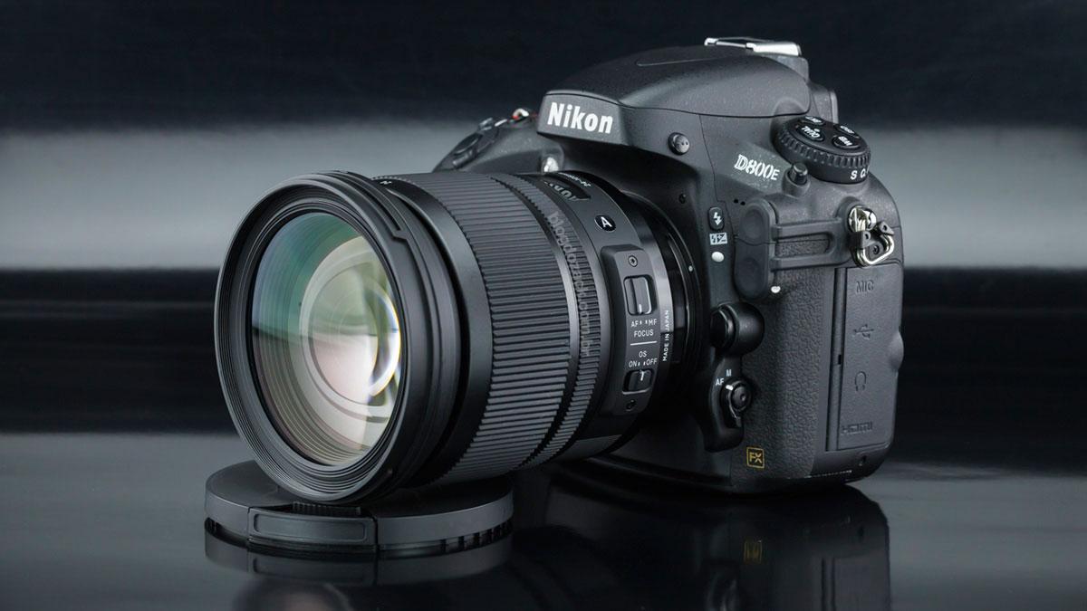 Sigma 24-105mm f/4 DG OS HSM Nikon D800
