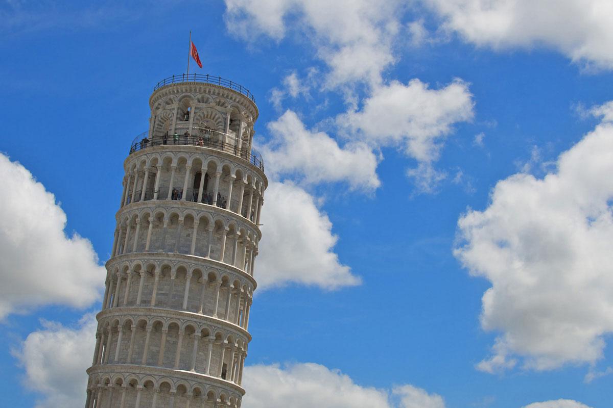 """Pisa"" at/5.6 1/1600 ISO100; vinheta inexistente at/5.6."