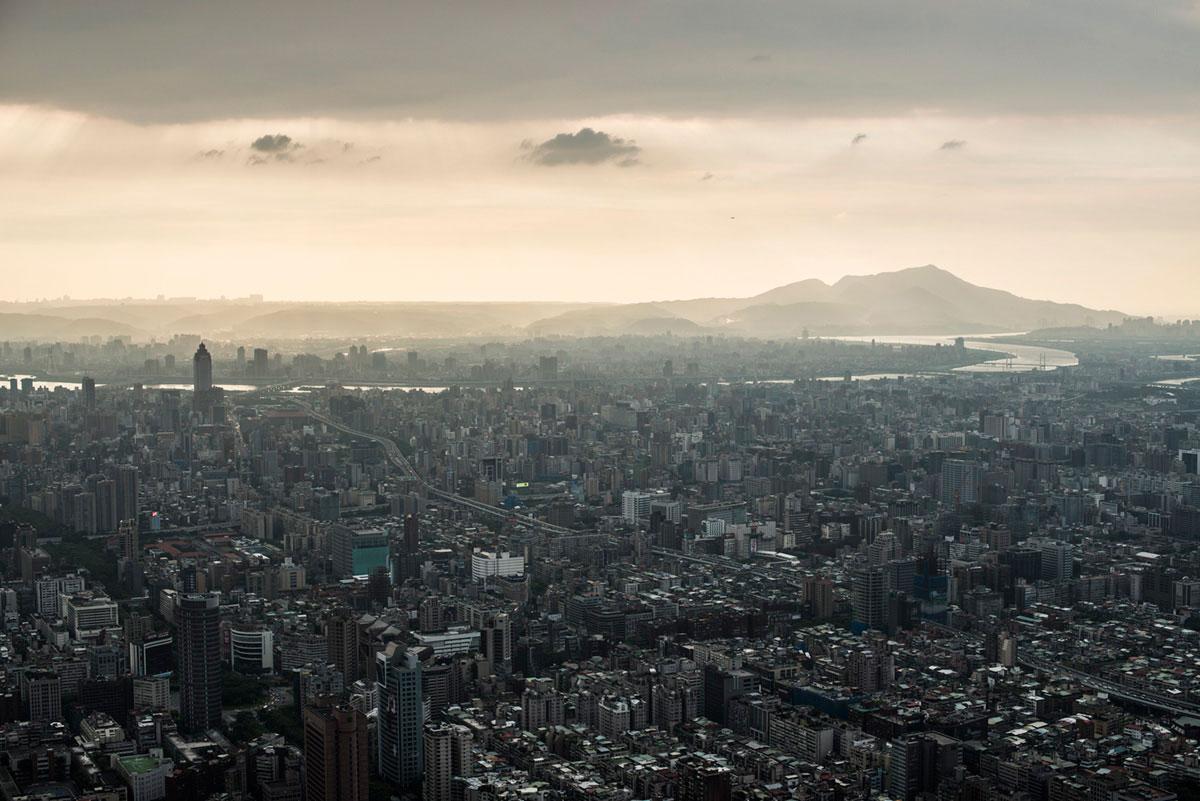 """""""Taipei 2"""" com a AF-S 50mm f/1.4G em f/5.6 1/400 ISO100."""