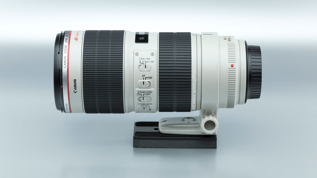 Canon EF 70-200mm f/2.8L II IS USM Review