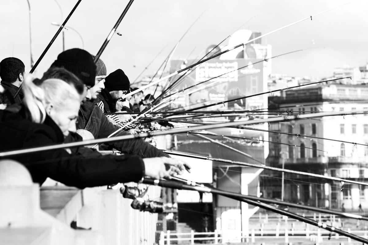 """""""Ponte 2"""" em f/11 1/60 ISO50 @ 200mm; mude as distâncias e perspectiva para acentuar o plano em foco."""