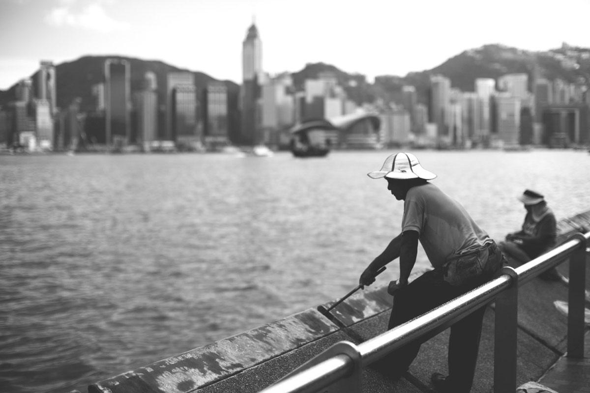 """Hong Kong"" em f/2 1/6000 ISO100."