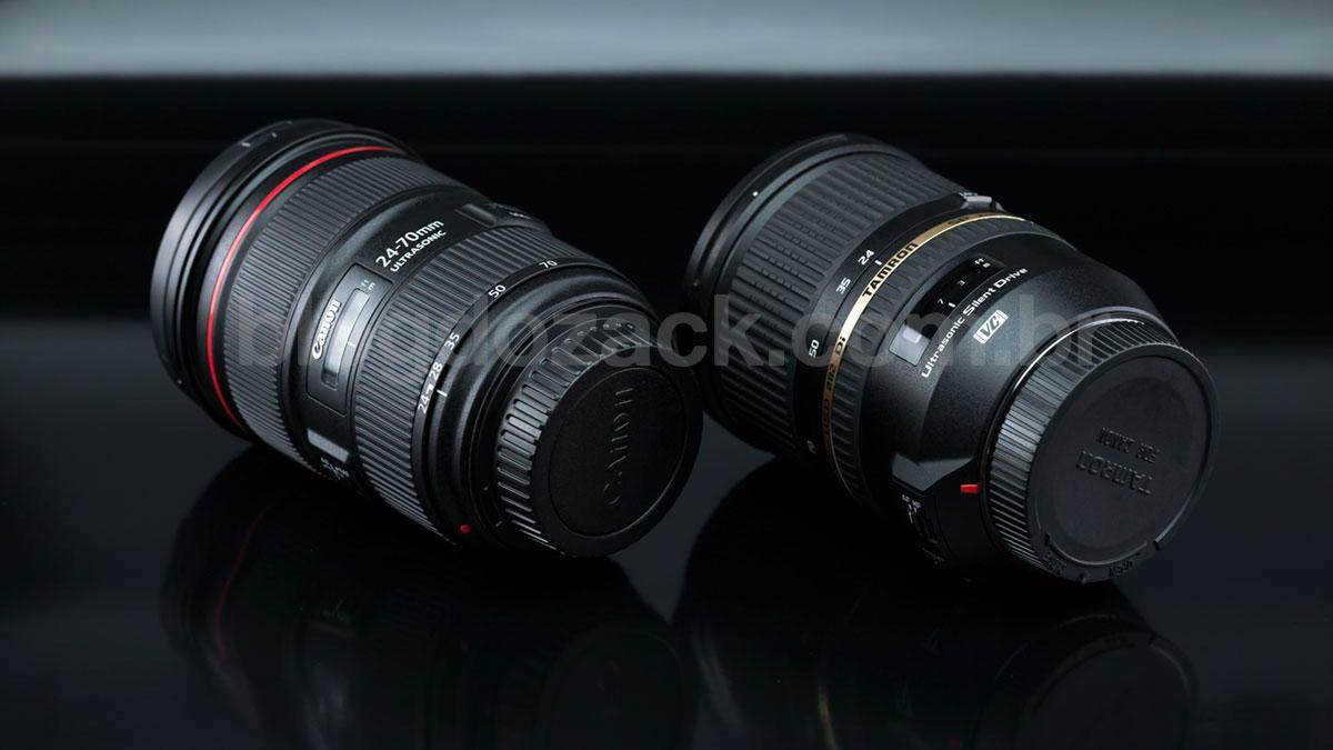 Tamron 24-70mm f/2.8 Di VC USD Canon EF L  USM