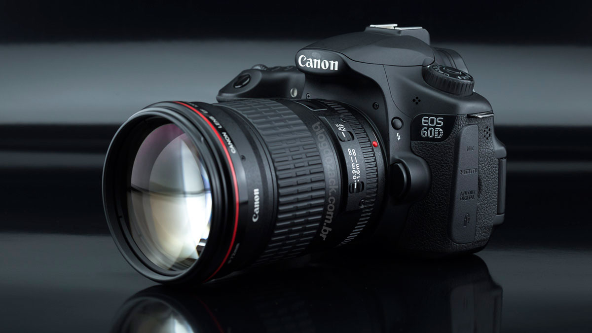 Canon EF 135mm f/2L USM EOS 60D