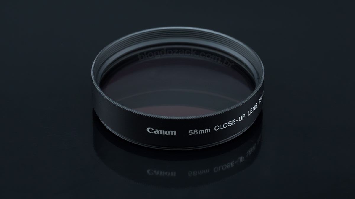 CANON CLOSE-UP LENS 250D