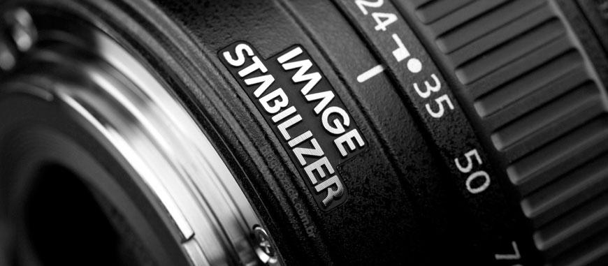 Estabilizador de imagem na lente: na minha opinião deveria vir em todos os modelos!