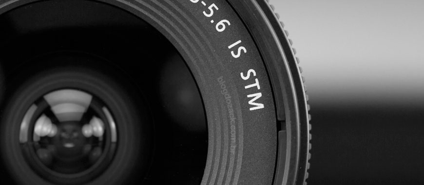 Novas objetivas STM: motor de foco suave e silencioso, sem o preço do USM.