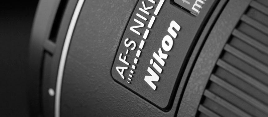 AF-S, auto foco silencioso, praticamente o mount de todas as lentes Nikkor modernas.