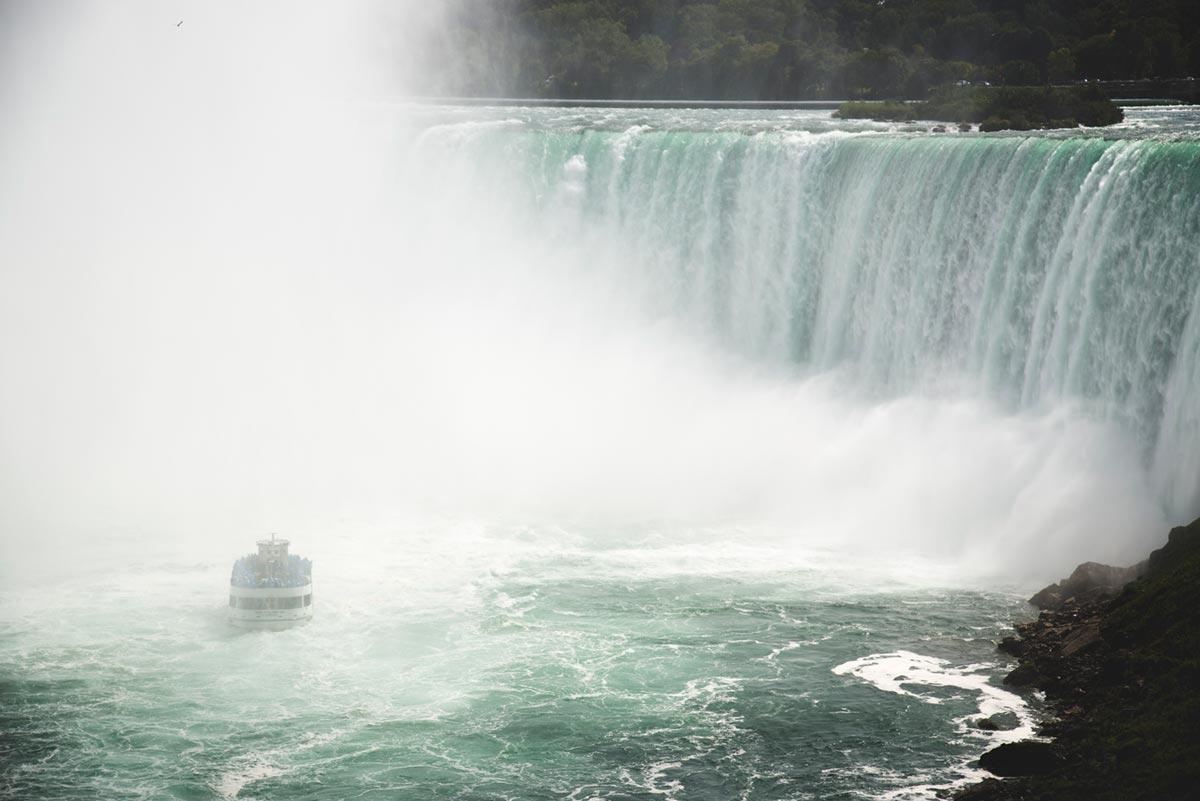 """Niagara"" em f/8 1/800 ISO100 @ 86mm."