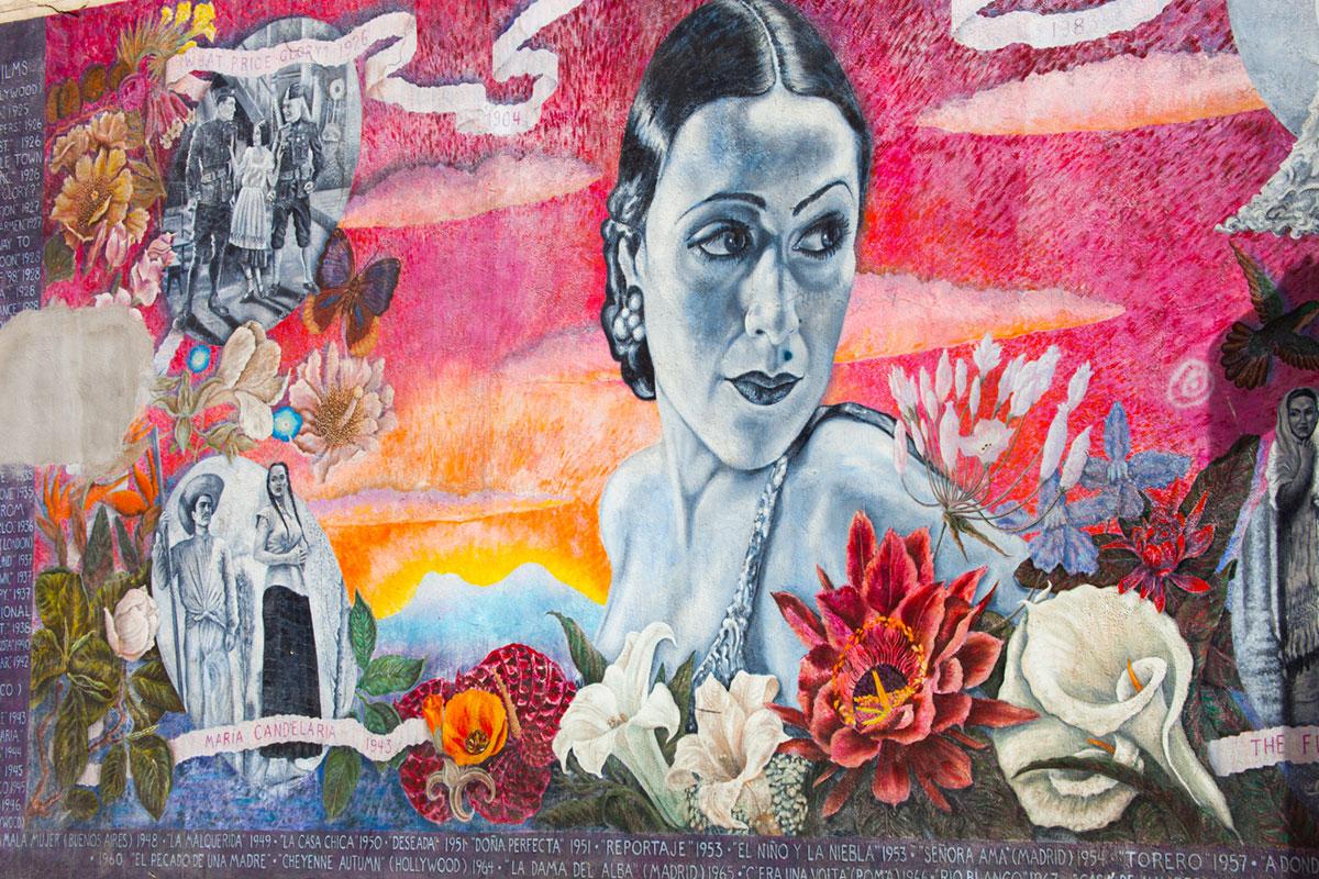 """Dolores del Río"" em f/11 1/160 ISO100 @ 95mm."