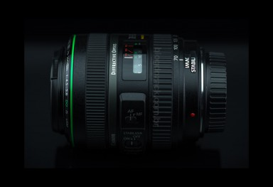 Canon EF 70-300mm f/4.5-5.6 IS DO USM