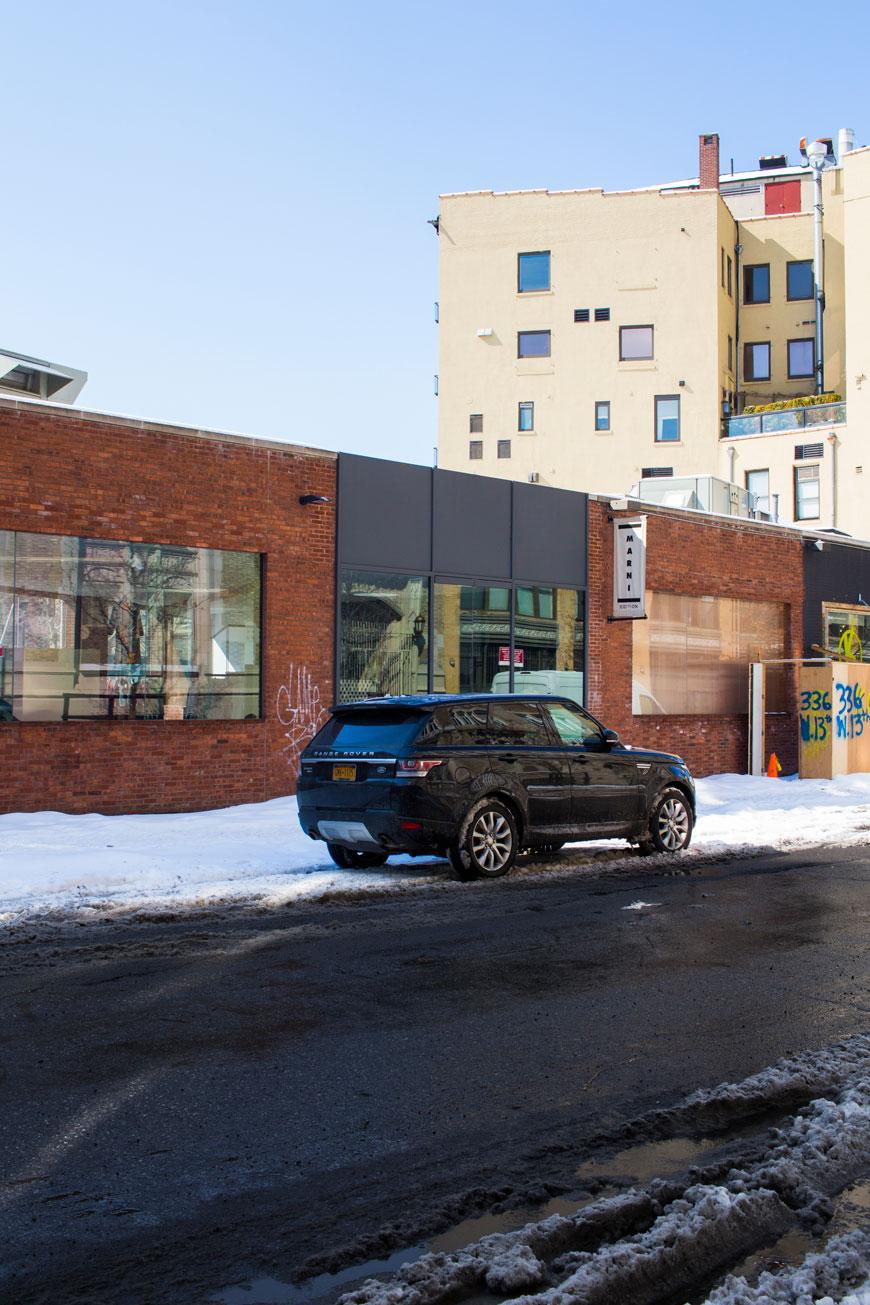 """""""Range Rover"""" em f/8 1/180 ISO100."""