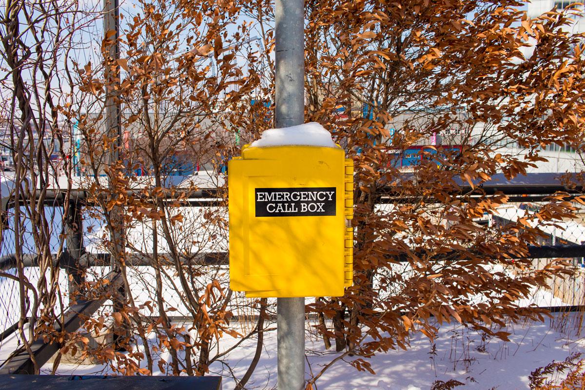 """Emergency Box"" em f/8 1/350 ISO100."