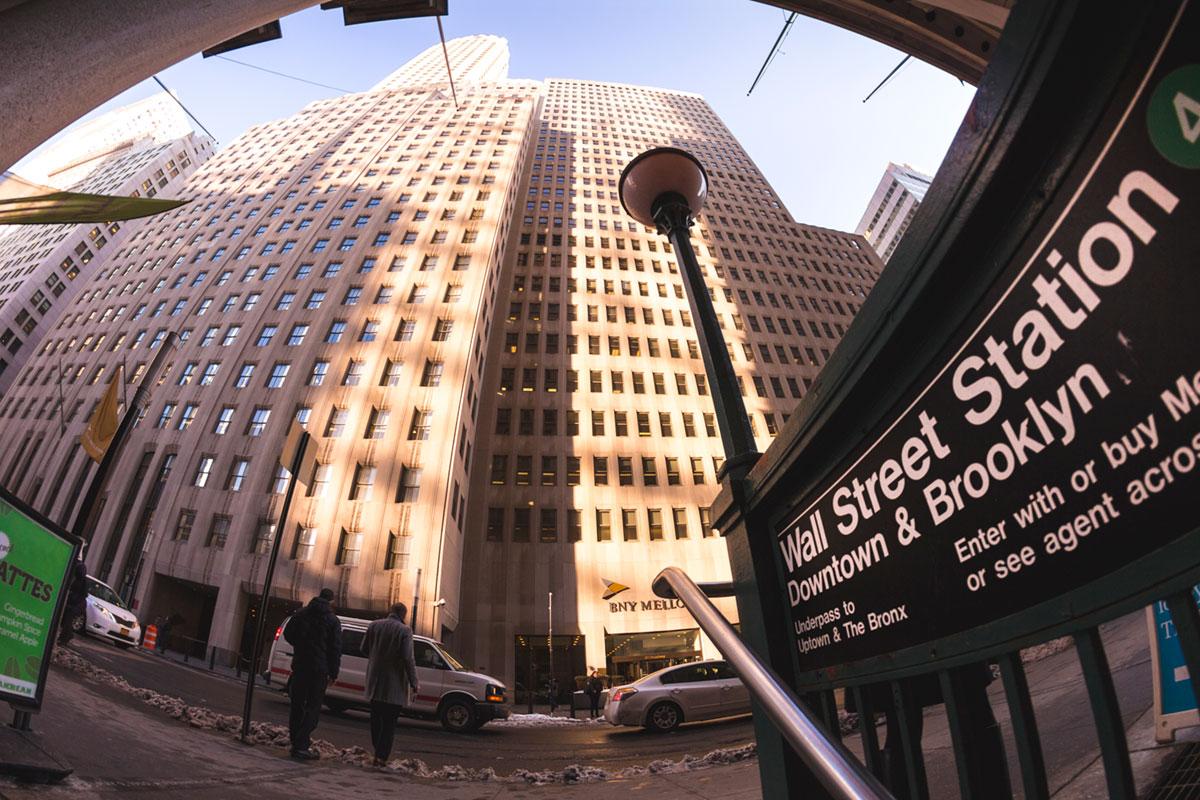 """""""Wall Street"""" at 1/125 ISO100."""