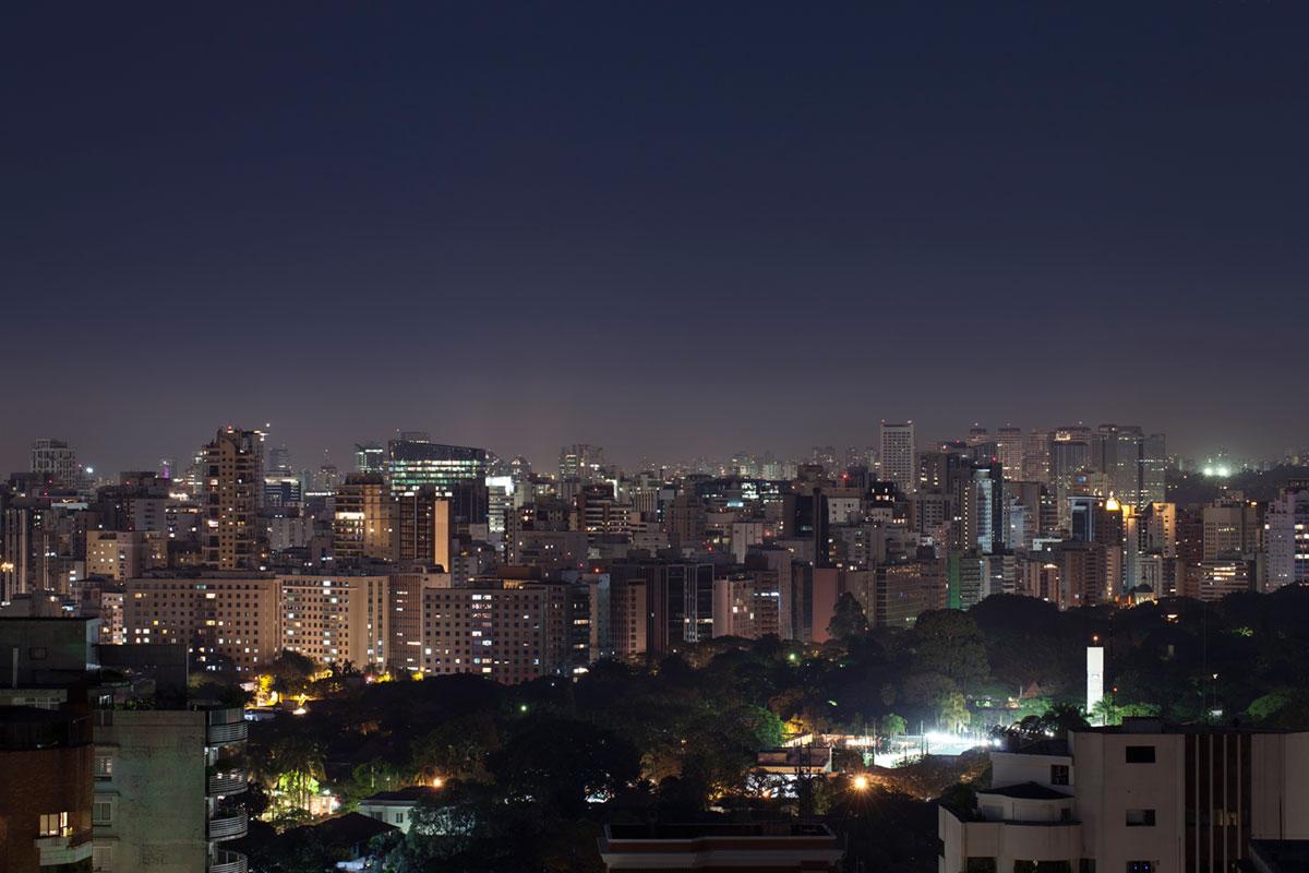 """São Paulo"" at f/8 30"" ISO100."