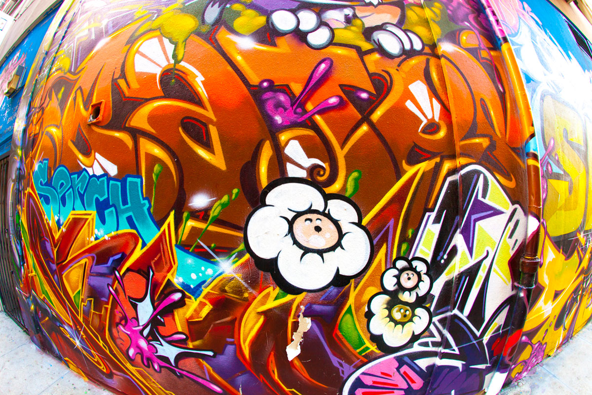 """""""Grafite"""" with the 5D Mark II at f/8 1/30 ISO250."""