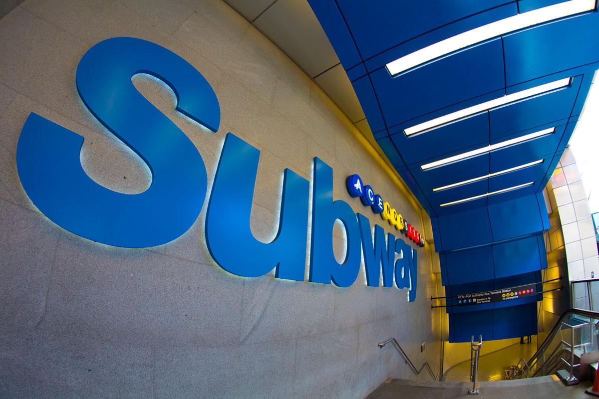"""""""Subway 2"""" at 1/60 ISO400."""