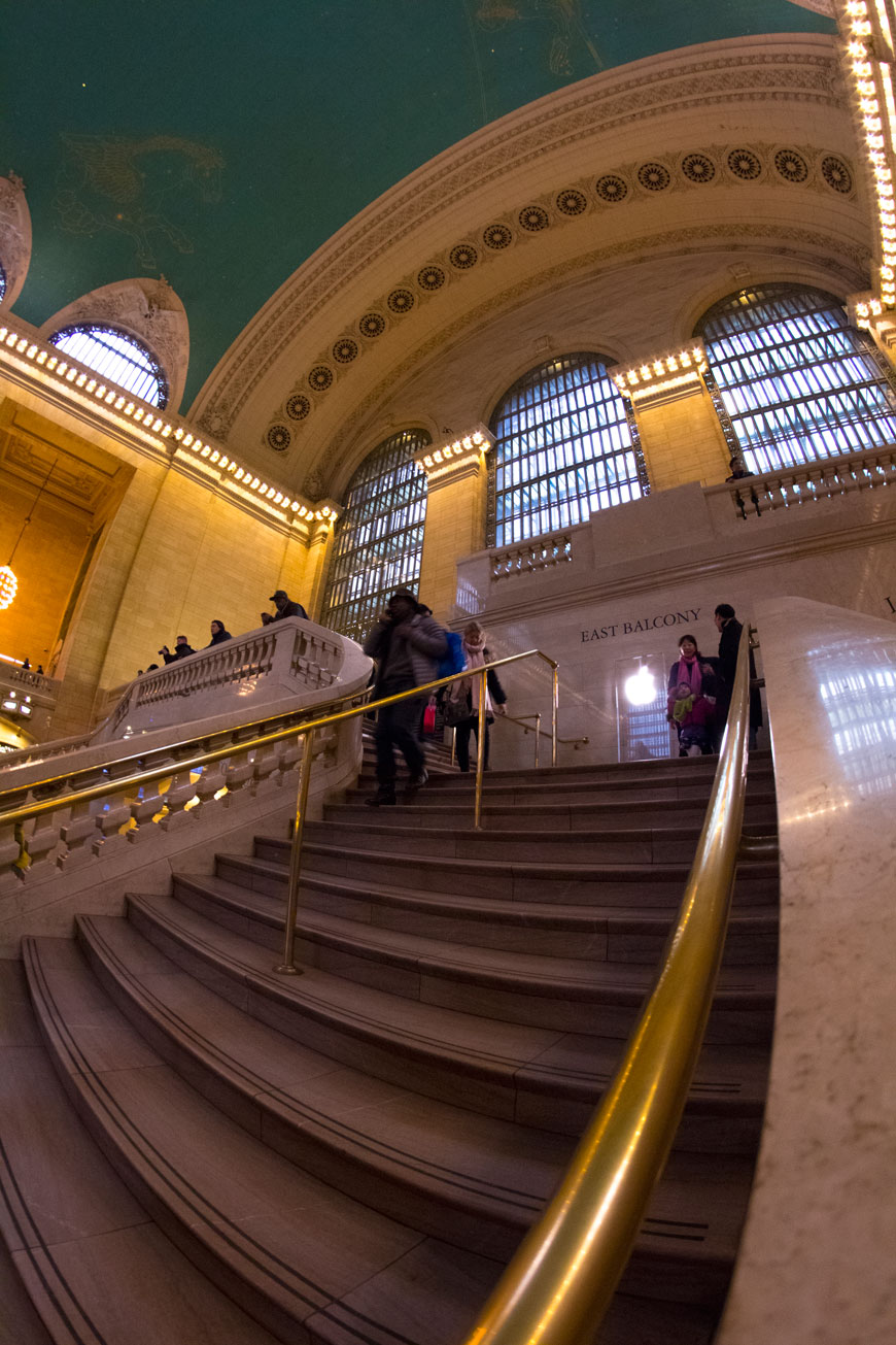 """Grand Central 2"" at 1/15 ISO1600."