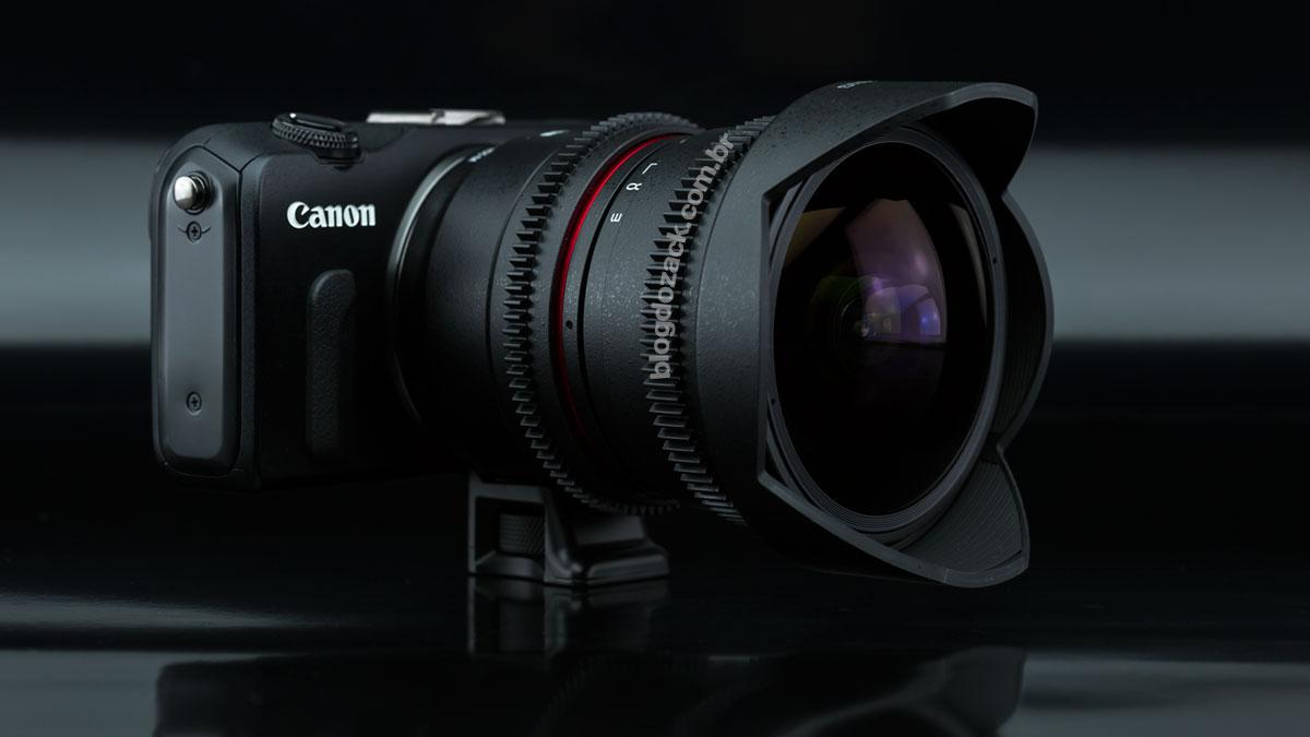 Samyang 8mm T3.8 CSII