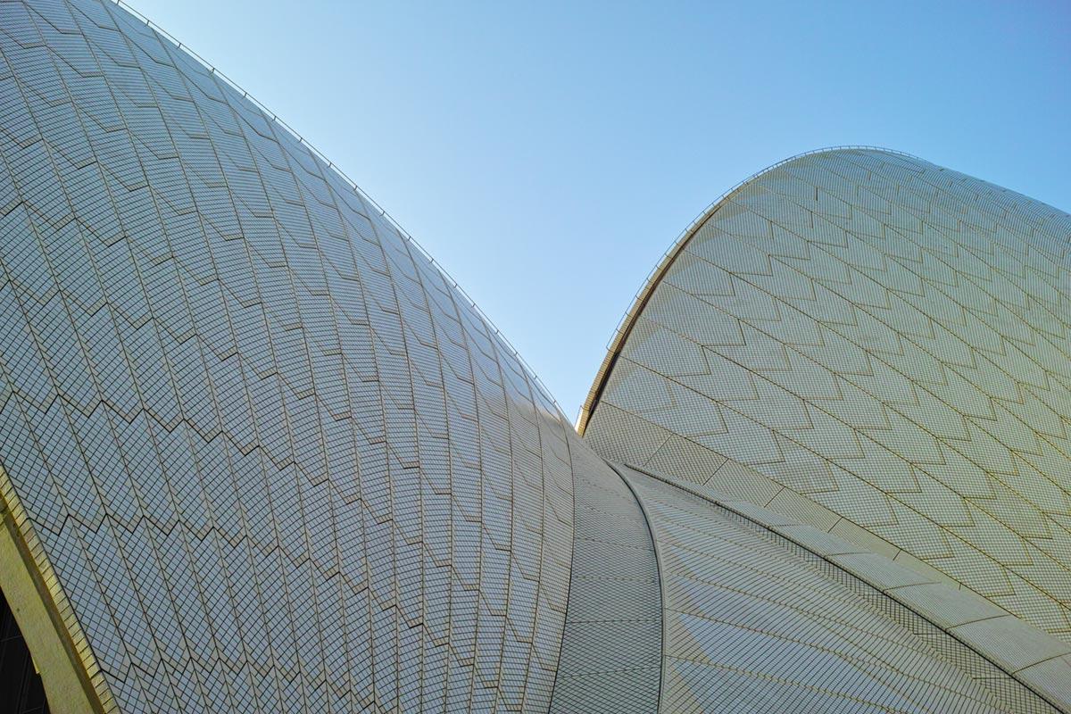 """""""Opera House"""" com a DP2M em f/8 1/250 ISO100."""