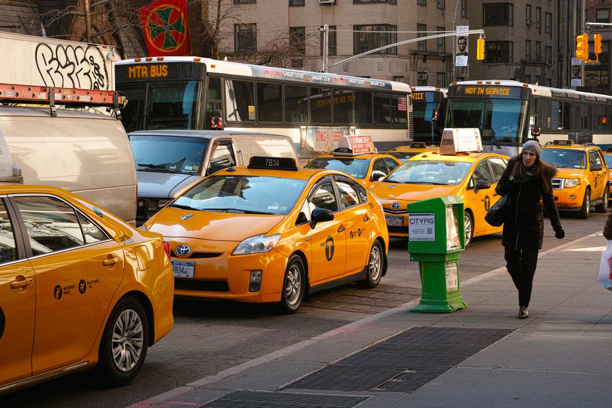 """""""Taxi"""" com a DP3M em f/7.1 1/160 ISO200."""