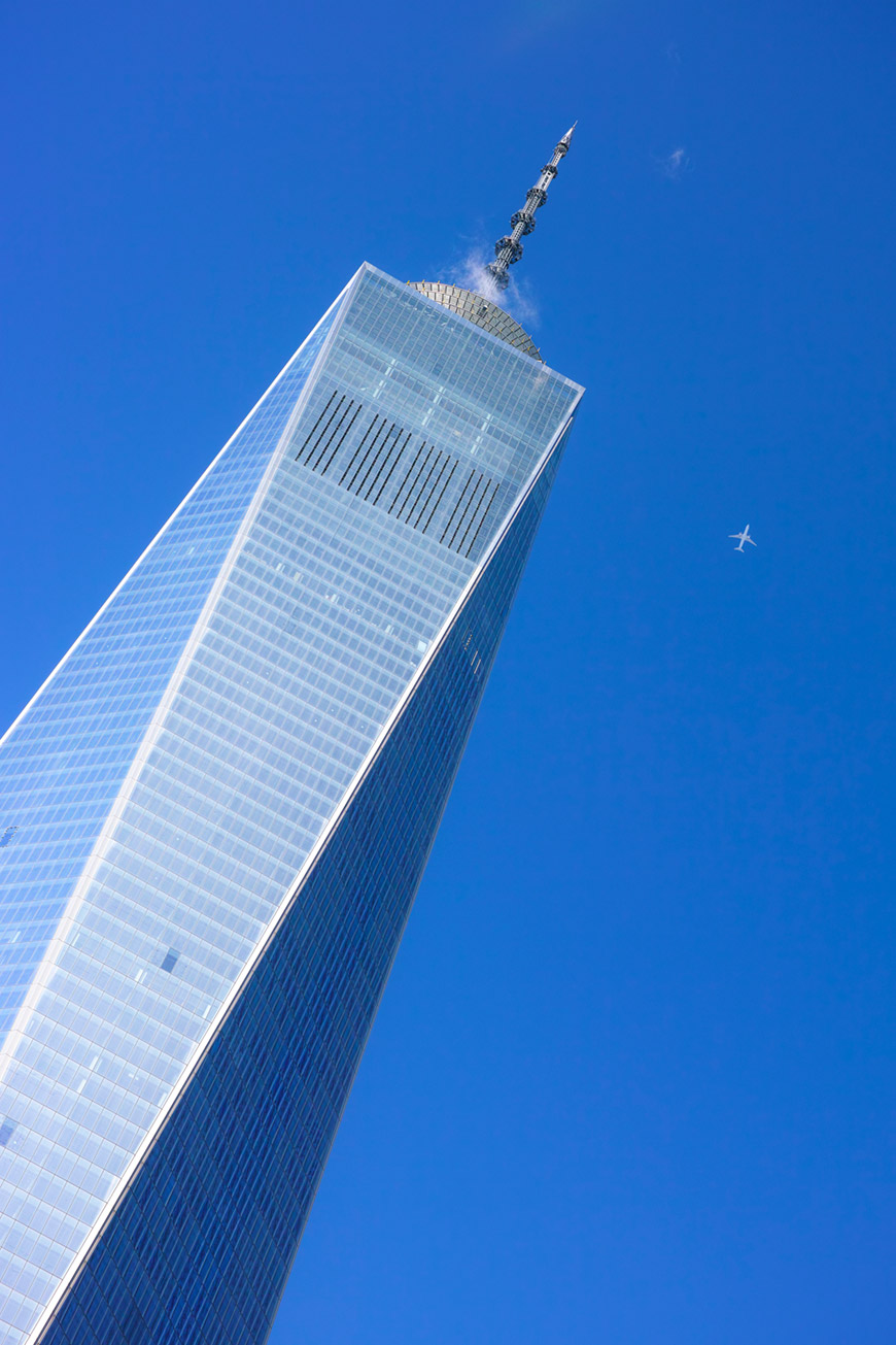 """""""WTC One"""" com a DP3M em f/7.1 1/100 ISO100."""