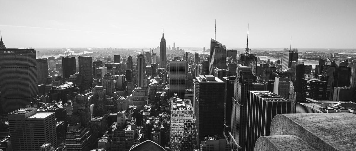 """S 2.35:1 Manhattan"" em f/8 1/100 ISO100 @ 8mm."