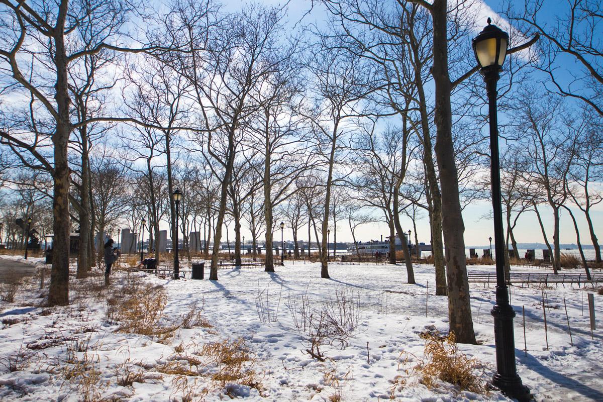 """""""Battery Park"""" em f/5.6 1/1000 ISO100 @ 16mm."""