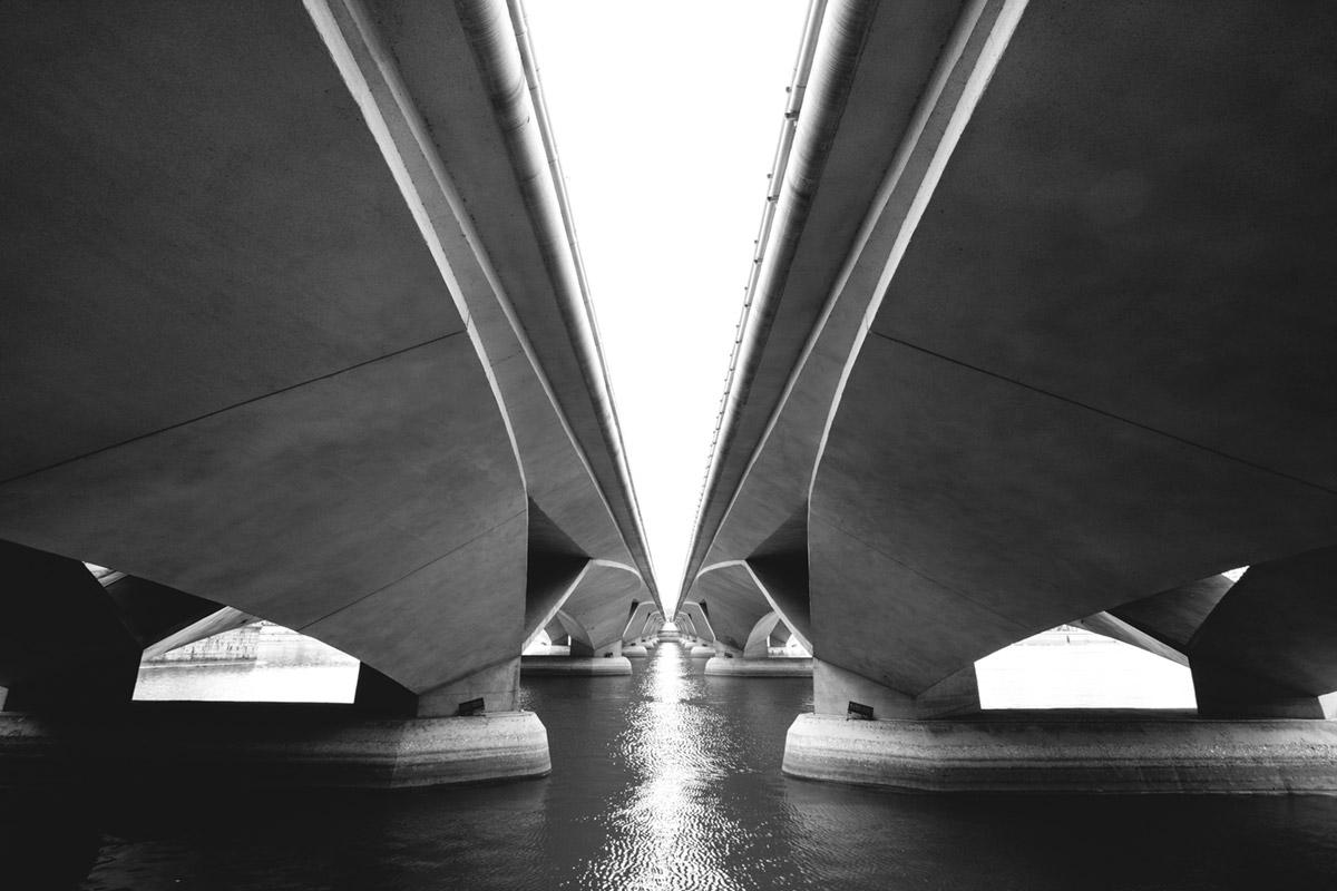 """""""Pontes"""" em f/8 1/30 ISO100 @ 10mm, tipo de composição que não mostra a distorção geométrica."""