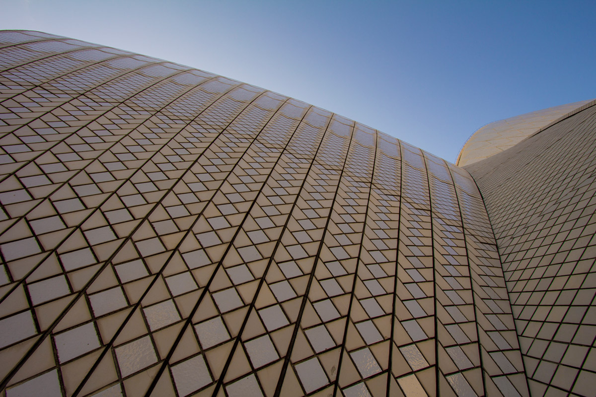 """Opera House"" at f/8 1/160 ISO100 @ 10mm."