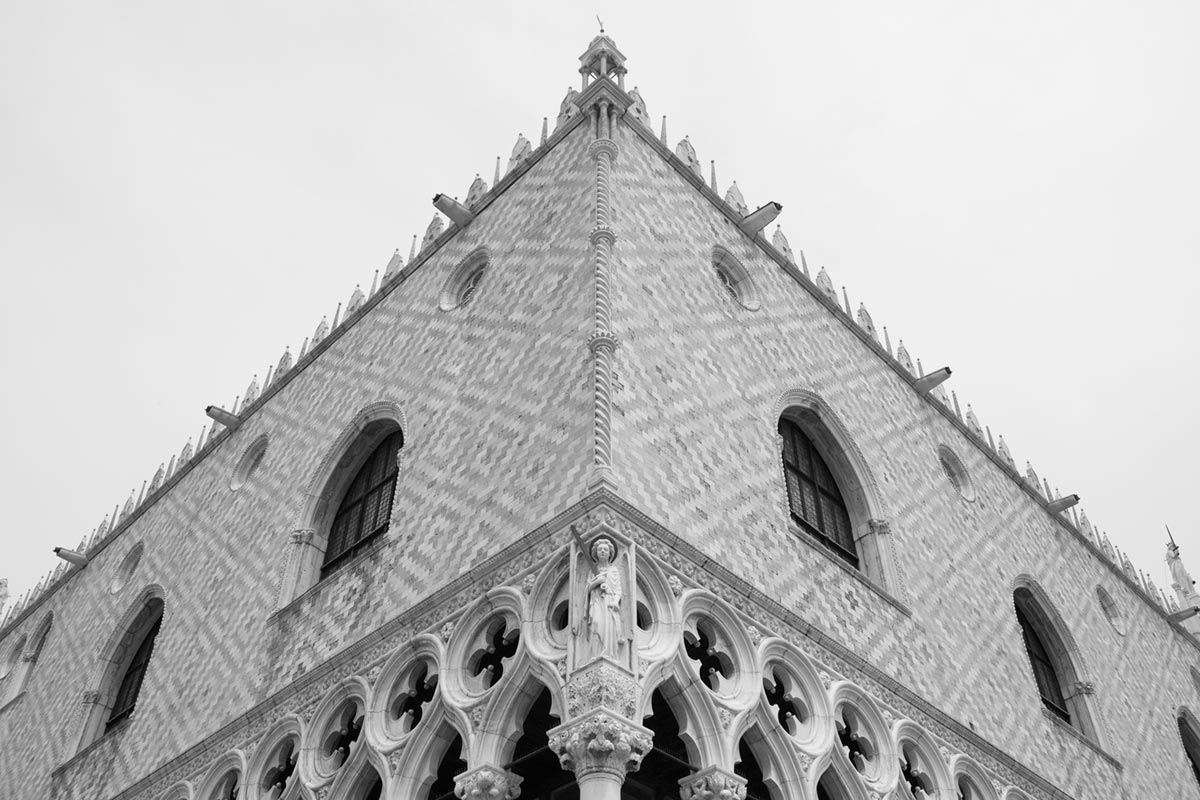 """""""Palazzo Ducale"""" em f/8 1/1250 ISO160."""