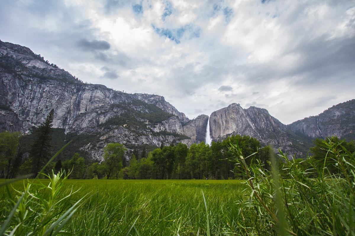 """""""Yosemite II"""" em f/8 1/60 ISO125 @ 10mm."""