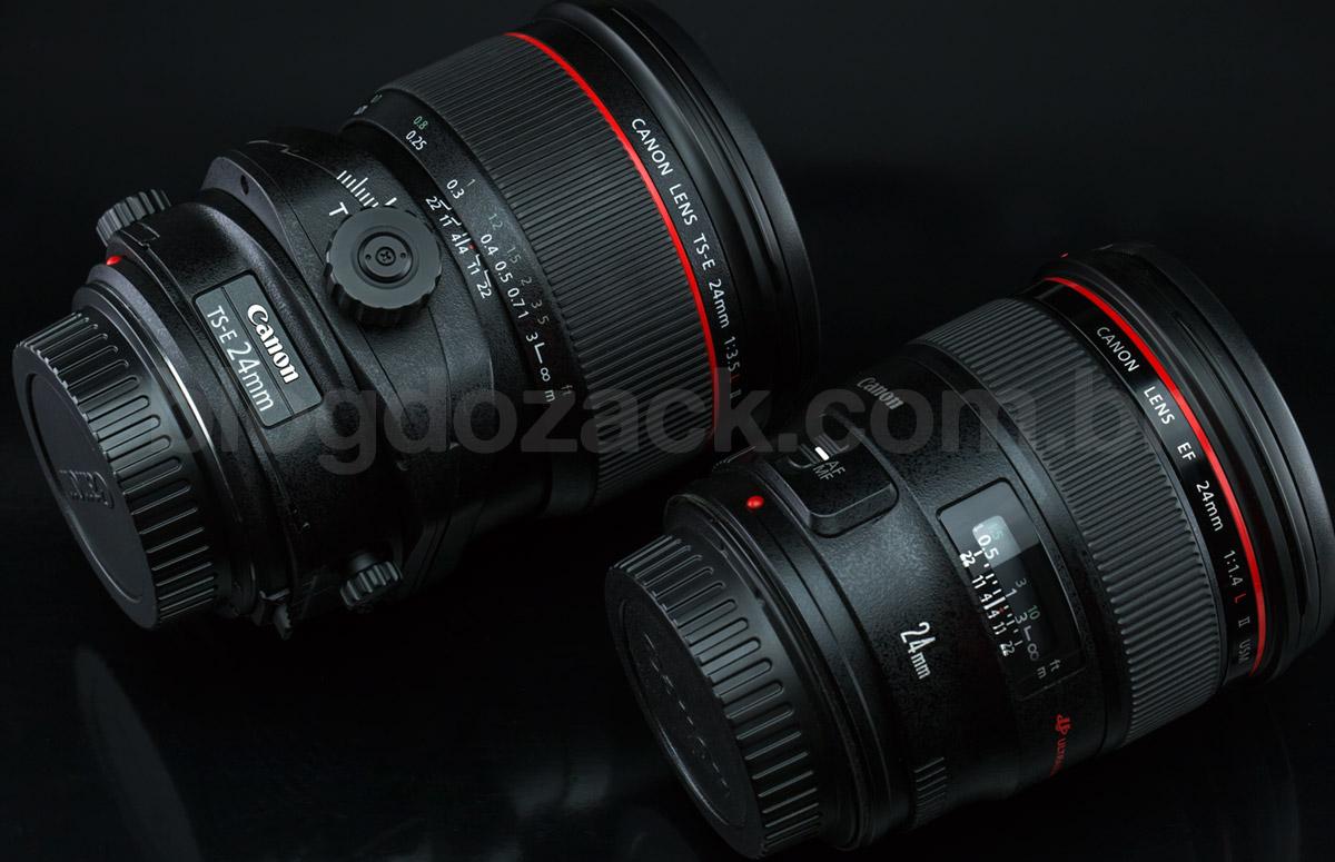 Canon EF TS-E 24mm f/3.5L II f/1.4 USM