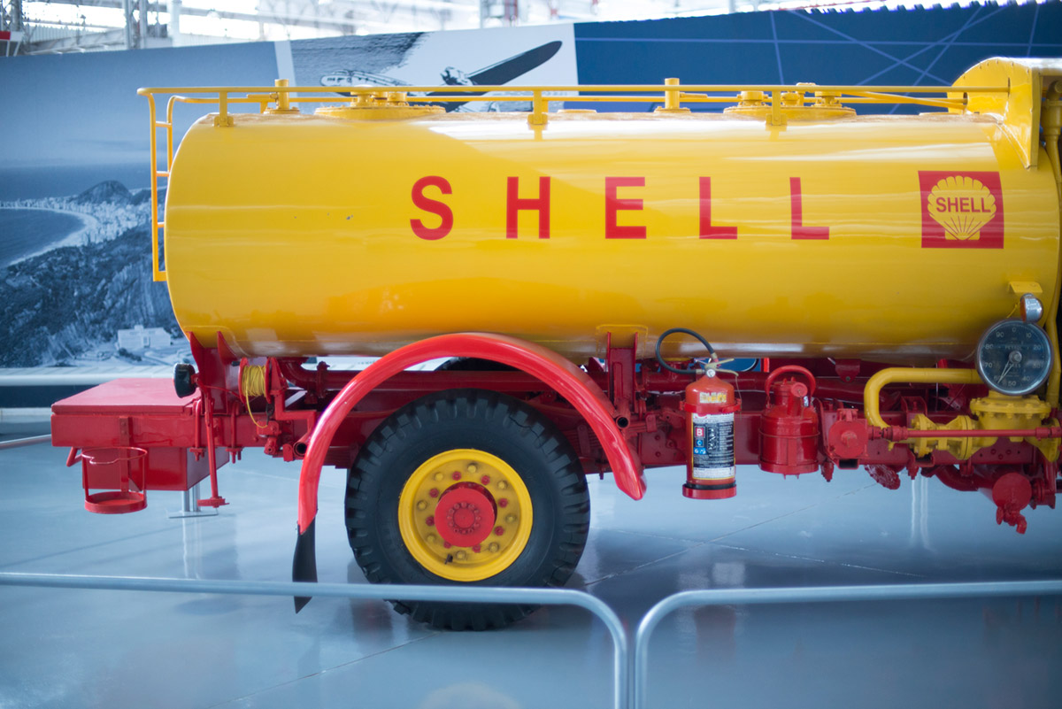 """""""SHELL"""" em f/1.4 1/1250 ISO800."""