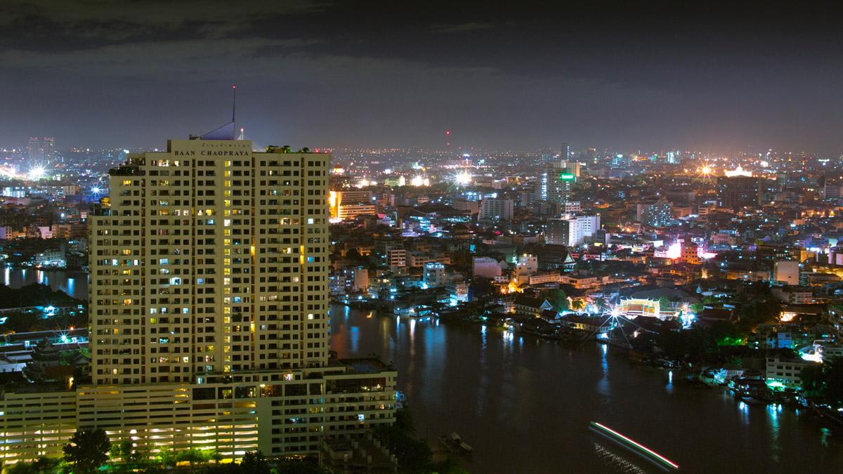 """Bangkok"" em 15"" ISO160."