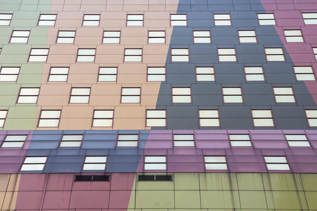 new york facade windows
