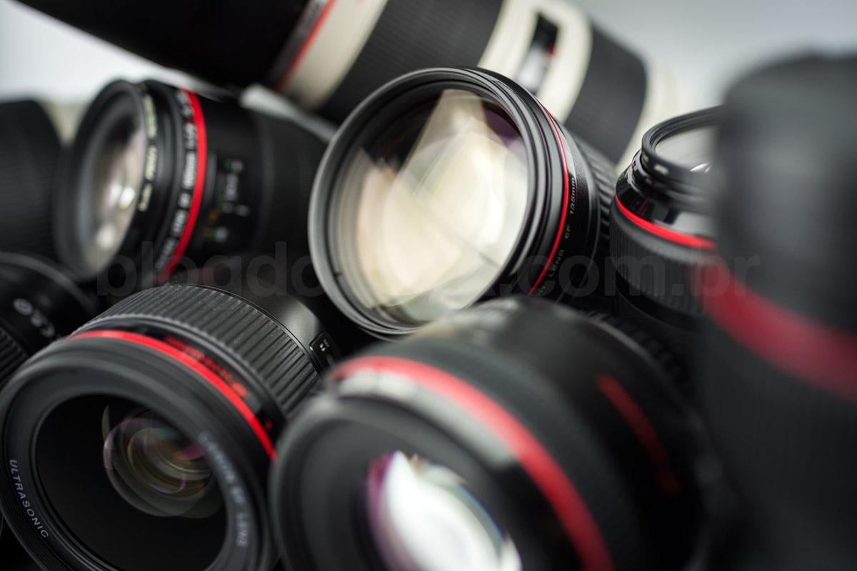 Se não fossem as 293489534985 opções de objetivas da Canon, nem o vlog do zack existiria…
